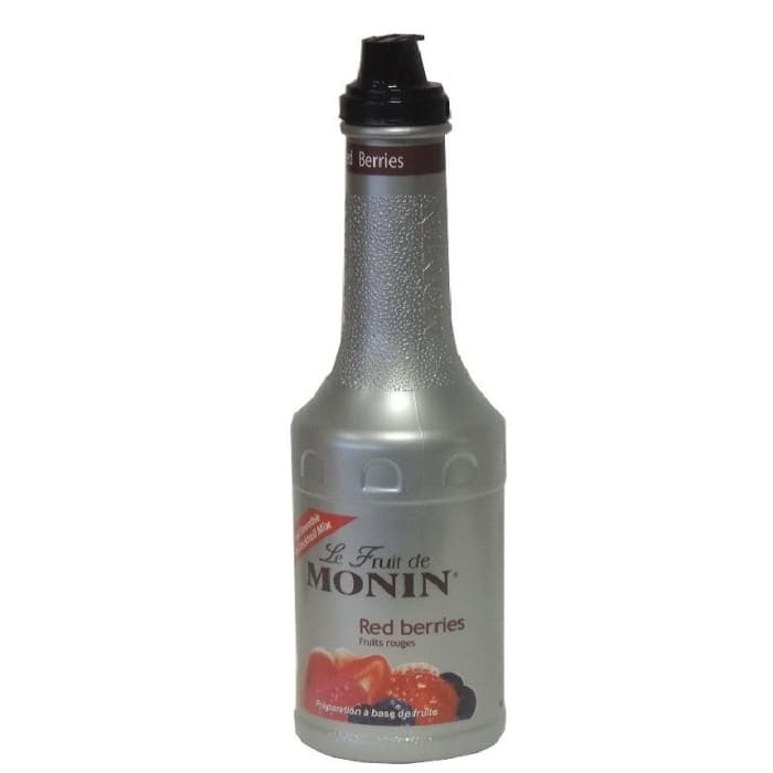 Monin Puree Red Berries