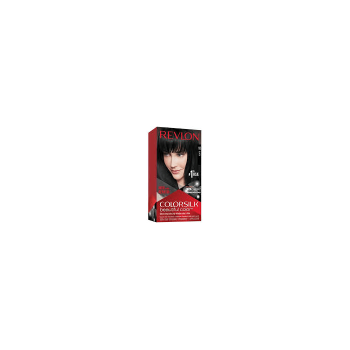 Revlon Colorsilk Hair Color - Black