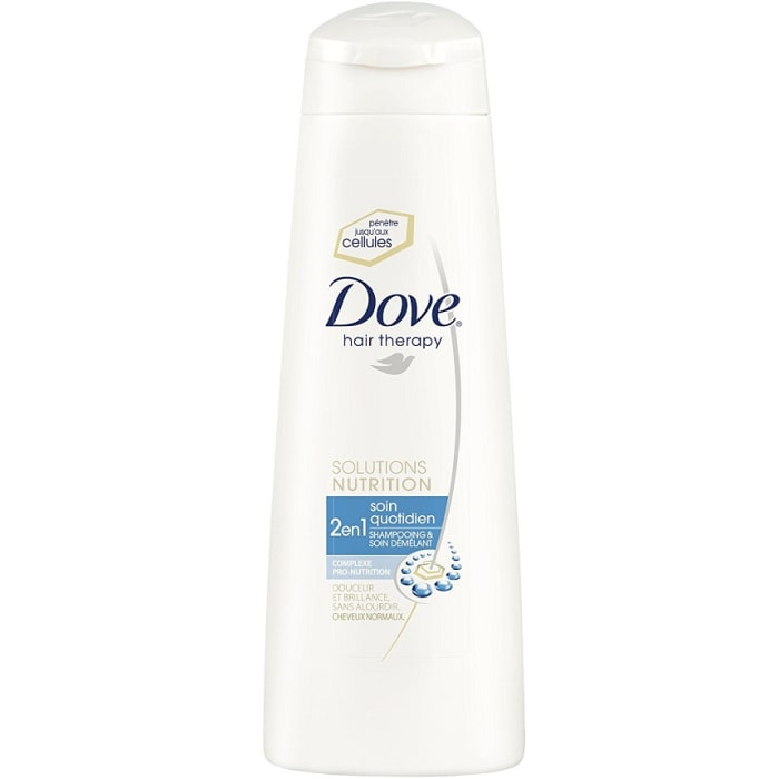 Dove Daily Care 2 In 1 Shampoo & Conditioner