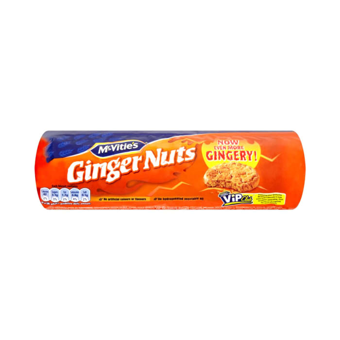 McVities Ginger Nuts Biscuits