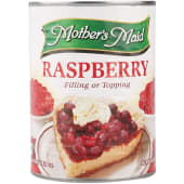 Mothers Maid Mother's Maid Raspberry Pie Filling