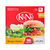 K&N's Chicken Burger Patties