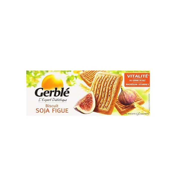 Gerble Soja Figue Biscuits 270g