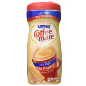 Nestle Fat Free Powdered Coffee Creamer