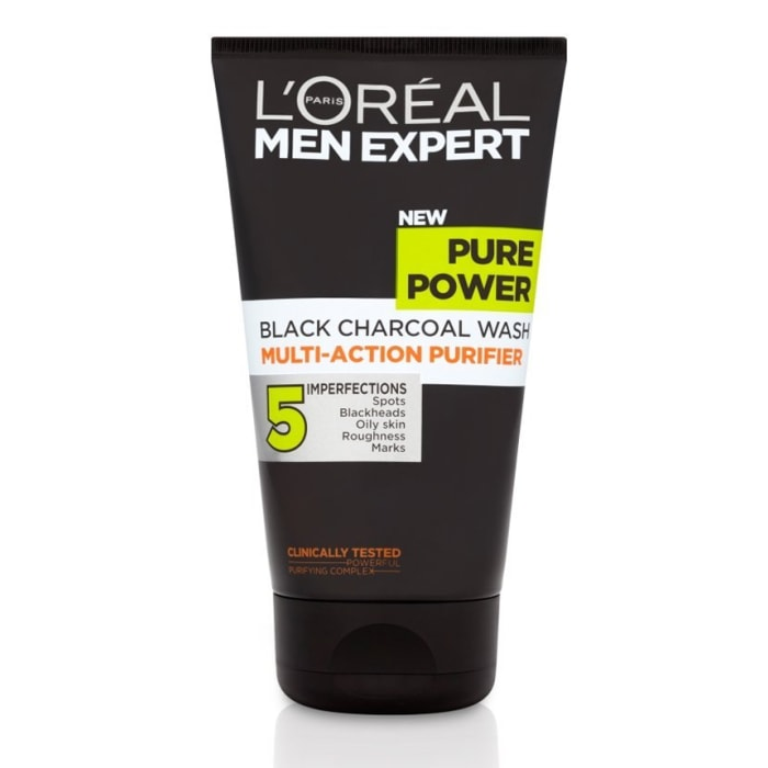 L'Oreal Men Expert Pure Power Charcoal Face Wash