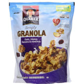 Quaker Granola Oats Honey Raisins & Almonds 978g