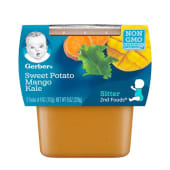 Gerber 2nd Foods Pudding SitterSweet Potato & Mango Kela 226g