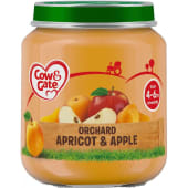 Cow & Gate Orchard Apricot & Apple Baby Food