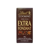 Lindt Cooking Chocolate Extra Fondant 180g