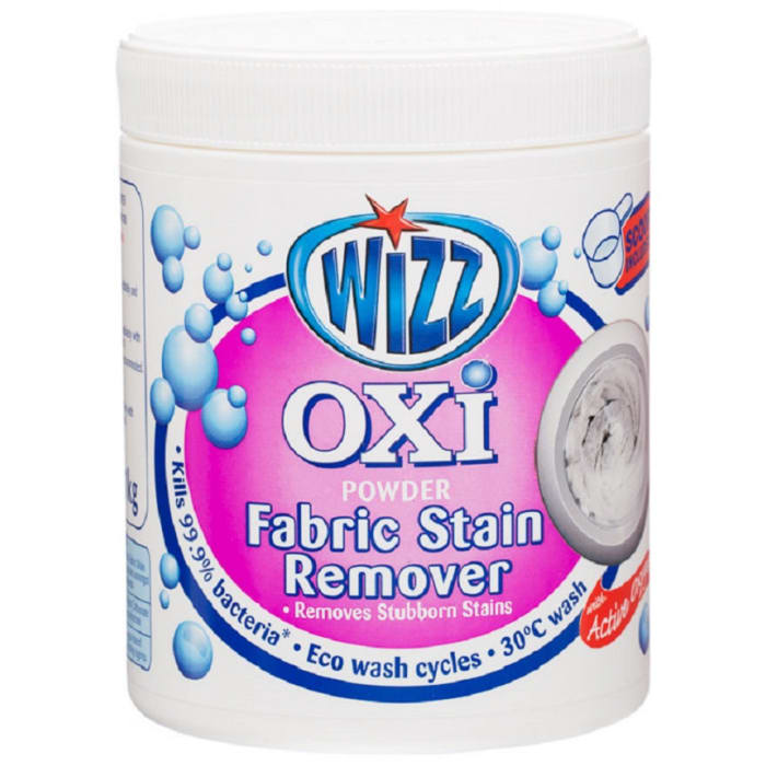 Wizz Oxi Detergents Fabric Stain Remover