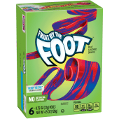 Fruit By The Foot Fruit Snack Berry Tie-Dye
