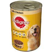 Pedigree Gravy with Chicken Dog Food 400 Grams