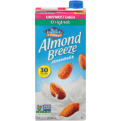 Blue Diamond Almond Breeze Almond Milk Unsweetened Original