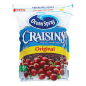 Ocean Spray Craisins Original Dried Cranberries 1.36 kg