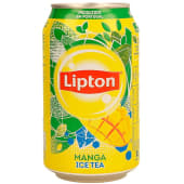 Lipton Ice Tea Tin Mango 330ml