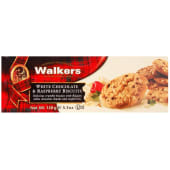 Walkers  Biscuits White Chocolate & Raspberry