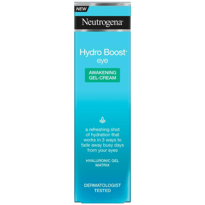 Neutrogena Hydro Boost Eye-Awakening Cream 15m