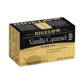 Bigelow Vanilla Caramel Black Tea 51g
