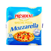 President Cheese Mozzarella Special Pizza Slices
