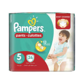 Pampers Pants Junior Size 5