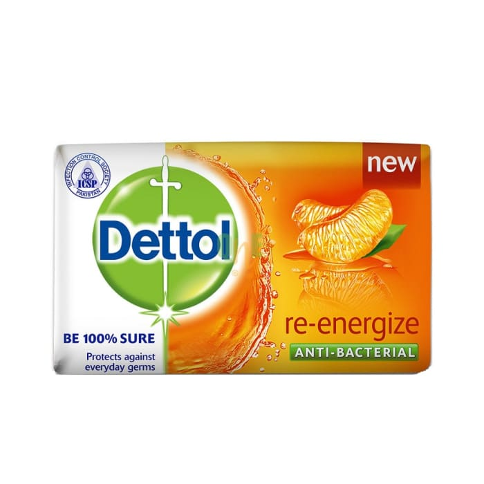 Dettol Soap Re Energize