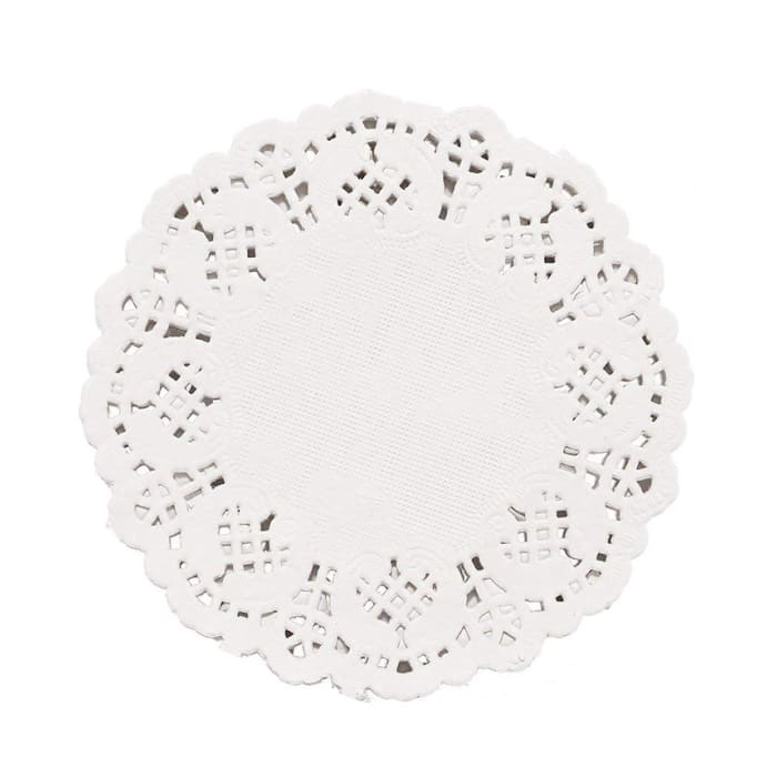 Hotpack Round Doilies 6.5 Inch