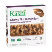 Kashi Chewy Nut Butter Salted Chocolate Chunk Bar