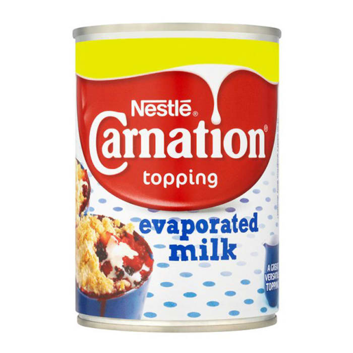 Nestle  Carnation Topping Milk