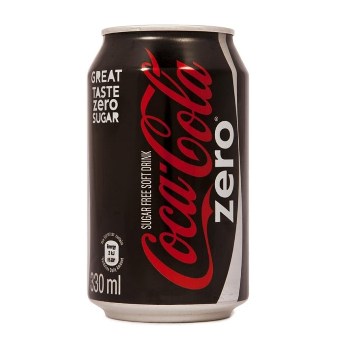 Coke Soft Drink Zero