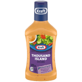 Kraft Thousand Island Dressing 473ml