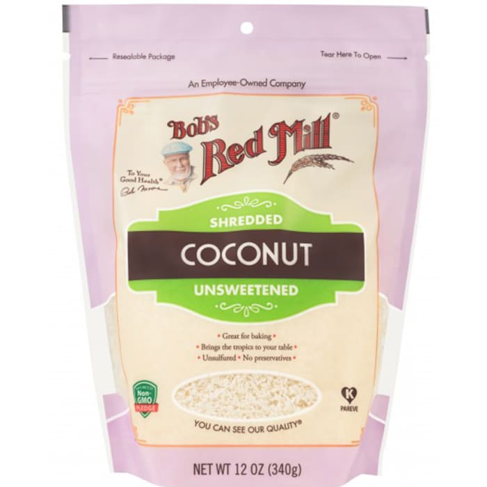 Bob's Red Mill Coconut Shredded Unsweetened 340g