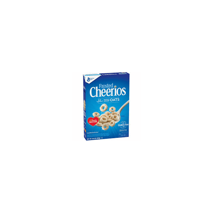 General Mills Frosted Cheerios 300g