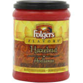 Folgers Hazelnut Mountain Grown Ground Coffee