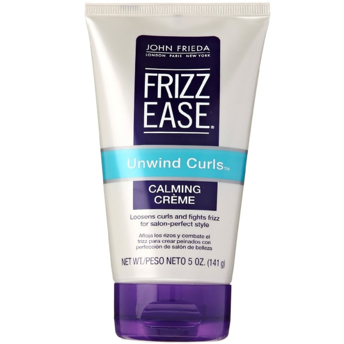 John Frieda Frizz-Ease Unwind Curls Calming Cream