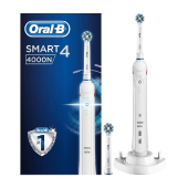 Oral-B Smart 4 CrossAction 4000N Electric Toothbrush