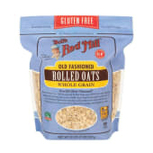Bob's Red Mill Rolled Regular Gluten Free Oats