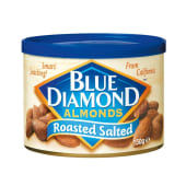 Blue Diamond Roasted Salt Almonds Salty