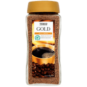 Tesco Gold Rich & Smooth Coffee 200 Grams