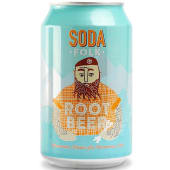 Soda Folk Can Drink Orange 330ml