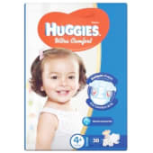 Huggies Ultra Comfort Diapers Size - 4 38/ct