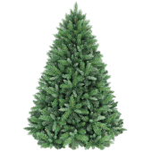 Oncor Christmas Spruce Hook Tree 6Ft 180cm