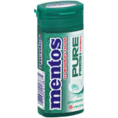 Mentos Sugar Free Pure Fresh Spearmint Gum