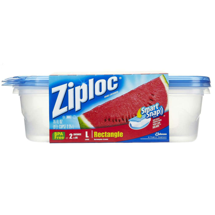 Ziploc Large Rectangle Container
