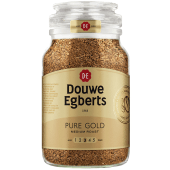 Douwe Egberts Pure Gold Instant Coffee Medium Roast