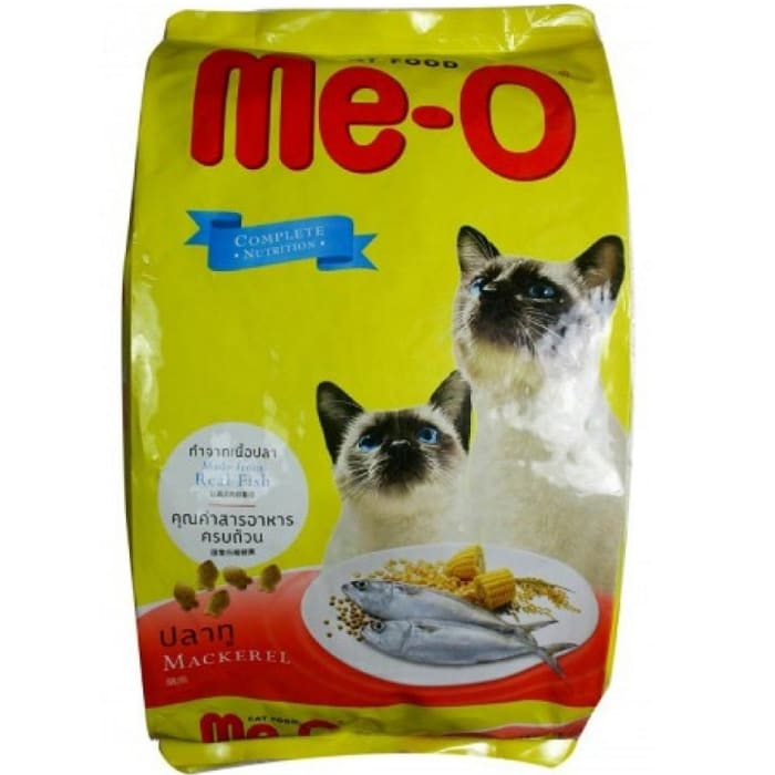 Me-O Cat Food Mackerel