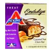 Atkins Caramel Nut Chew Bar
