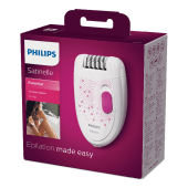 Philips Satinelle Essential Compact Epilator HP6419