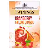 Twinings  Cranberry & Blood Orange Tea