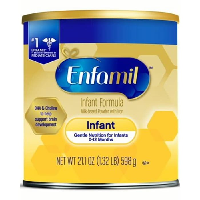 Enfamil Premium Infant Formula Powder 598g