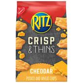 Nabisco Ritz Crisp & Thin Chedder 207g